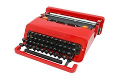 Olivetti Valentine Typewriter  Design by Etorre by Thrifters, £195.00