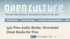 Here are 10 great sites where you can download and listen to free audiobooks.