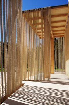 pavillion garten Cadiz Temporary Pavilion // Breathnach Donnellan with EASA Participants: Pavilion Architecture, Wood Architecture, Architecture Details, Chinese Architecture, Futuristic Architecture, Sustainable Architecture, Residential Architecture, Contemporary Architecture, Architecture Student