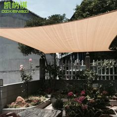 3 x 3 M Square Pool Shade Sails 95% UV Combination HDPE UV Sun Shade Net with free rope for Garden Patio sun shade