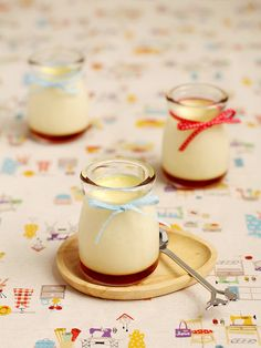 Japanese custard pudding なめらかプリン by Pig-gy on Flickr