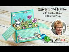 Welcome to Stampin with Sandi Videos where I share my love of stamping, teaching you not only the basics, but other cool old and new techniques. Today I have... 8 1/2 x 11 card stock