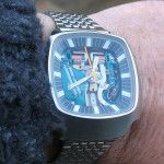 When Accutron 214 based watches were first released in they were truly ground breaking. Bulova Accutron, Digital Watch, Electric, Watches, Accessories, Wrist Watches, Tag Watches, Clocks, Digital Clocks