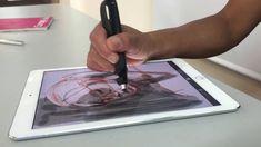 Quick sketching with Scriba and Zen Brush 2 Zen Brush, Natural Brushes, Stylus, Sketching, Style, Sketch, Sketches, Tekenen