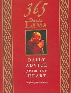 365 Dalai Lama : Daily Advice from the Heart