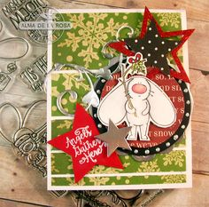 Angels Gather Here by Miss Meowy - Cards and Paper Crafts at Splitcoaststampers