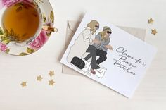 Claps for Basic Bitches - Congratulations - #papergoods #cards @EtsyMktgTool http://etsy.me/2i0kBql