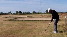 Auf dem Fairway an der 11 in Golf in Wall!