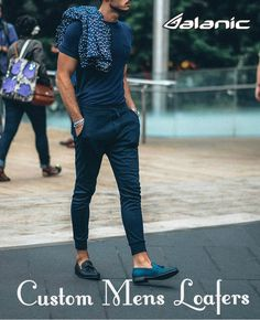 Welcome the Trend of Customized Loafers