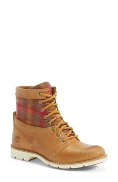 Timberland 'Bramhall Six Inch' Boot (Women) available at #Nordstrom