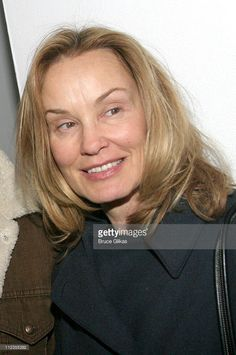Jessica Lange during Opening Night Arrivals And Afterparty For Sam Shepards' Play 'The God of Hell' at The Actors Studio Drama School Theater then Ramscale Penthouse in New York City, New York, United States.