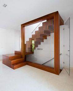 resultado de imagen de escaleras integradas en el salon