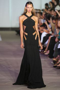 Prabal Gurung had one of the best collections for Spring 2012