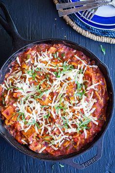 30 Minute Pizza Casserole...