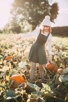 Outfit: The Pumpkin Patch