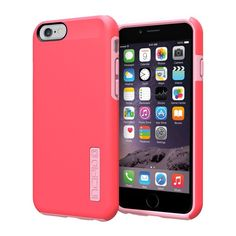 DualPro® Hard Shell Case With Impact-Absorbing Core for iPhone 6