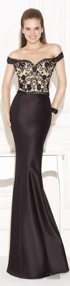 Tarik Ediz.Evening Dress 2015.