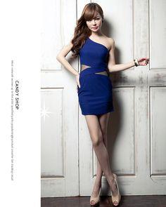 Toga dress - 86411  USD $9.00