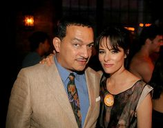 Anthony Rubio & Parker Posey at Oasis Ali Forney Center Benefit.    Had a wonderful time at Oasis to benefit Ali Forney Center. It was a great pleasure to have met actress Parker Posey.