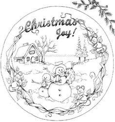 Christmas Joy Coloring PagesPINTEREST: https://www.pinterest.com/toonmario/kerst-stamps/