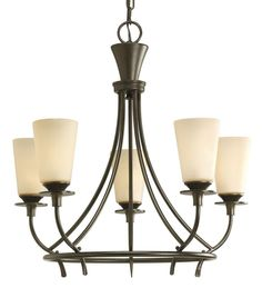 Cantata 5-Light Chandelier - http://chandelierspot.com/cantata-5light-chandelier-541041421/