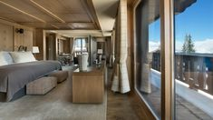 Amazing Alpine view from each bedroom