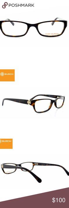 3b5fe5d44eb4 Tory Burch Eyeglasses Beautiful Tory Burch eyeglasses in a tortoise print.  Minimal scratching on frames