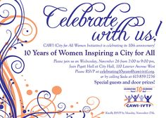 City for All Women Initiative
