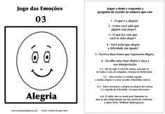 Carlota Jogo das emoções 3 alegria Hans Christian, Short Stories, Psychology, Coaching, Homeschool, Therapy, Stress, Math Equations, Children