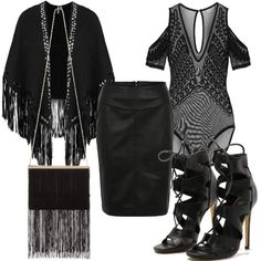 Mystic  #fashion #mode #look #outfit #style #stylaholic #sexy #dress