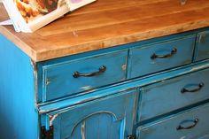 Colorful Dresser
