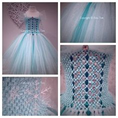 Snowflake from tutu tots
