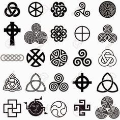 Gallery For > Celtic Luck Symbols