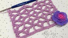 Ажурный узор сеточка с окошками Crochet Patterns, Crochet Tutorials, Crochet Necklace, Manualidades, Crochet Collar, Crochet Shopkins Patterns, Crocheting Patterns, Crochet Pattern, Crochet Stitches Patterns