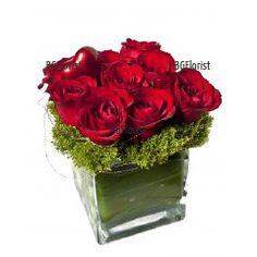 Доставка на цветя София - http://bgflorist.com