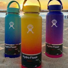oz Water Bottles for sale Vsco, Hydro Flask Colors, Hydro Flask Water Bottle, Filter Bottle, Cute Water Bottles, Bottle Bag, Happy Vibes, Birthday Wishlist, Bottle Design