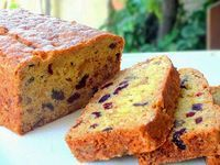 Cranberry Orange Bread ( almost a cake) Egg less Pan Dulce, Pan Bread, Bread Cake, Cranberry Orange Bread, Pound Cake Recipes, Artisan Bread, Sweet Bread, Cakes And More, Sweet Recipes