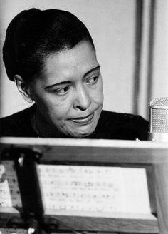 #Billie Holiday