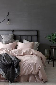 Teen Girl Bedrooms - Affordable and cool design tactic and examples. For additional enjoyable teenage girl room decor info why not press the link to read the post idea 2699768193 now. Bedroom Decor Inspiration, Bedroom Diy, Girls Bedroom Grey, Rose Gold Bedroom, Bedroom Inspirations, Small Room Bedroom, Small Bedroom, Pastel Bedroom, Trendy Bedroom