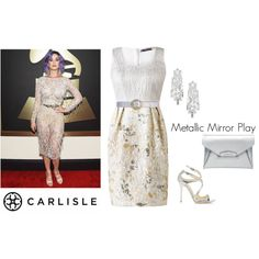 Carlisle: Mirror, mirror. by carlislecollection on Polyvore featuring Jimmy Choo, Givenchy, Dorothy Perkins, eveningwear, CarlisleCollection and Spring2015