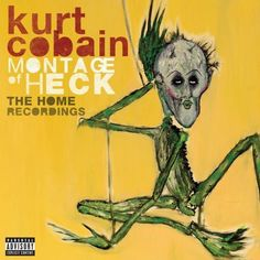 Kurt Cobain 2 Montage Of Heck: The Home Recordings - 2 LP-Sealed-New Record on Vinyl Track Listing - The Yodel Song - Been A Son (Early Demo) - What More Can I Say - 1988 Capitol Lake Jam Commercial