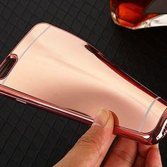 Spiegel Handy Tasche Schutz Hülle Case Cover Bumper Für iPhone SE 5 6 6s Plus in…