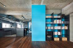 AO studio for creative couple by keiji ashizawa design