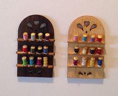 thread wall rack - 2