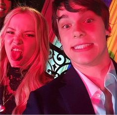 Dove and Mitchell #Descendants