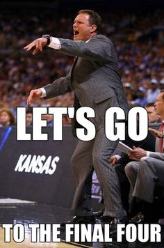 (2) University of Kansas - Home of the Jayhawks - Big 12 Conference Champions & Midwest Regional Champions