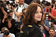 Marion Cotillard, incredibly young,  Cannes Film Festival May 2016