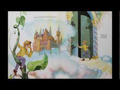 Jaap en de Bonenstaak - Sprookje met plaatjes - YouTube