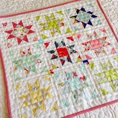 A Quilting Life - a quilt blog: Mini Shine