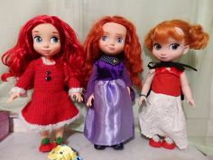 3 redheads